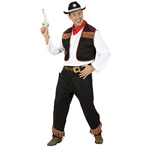 Widmann 02723 - Disfraz de vaquero para niño (talla L)