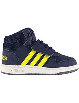 Adidas Hoops Mid 2.0 I, Zapatillas para Bebés