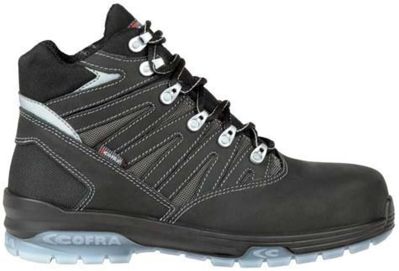 Cofra 20730 – 000.w40 zapatos,Rock, tamaño 6,5, negro