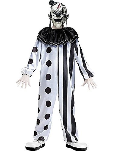 Killer Clown Costume - Medium
