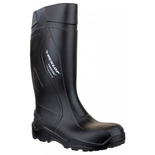 Dunlop , Chaussures de sécurité pour homme Noir noir Noir