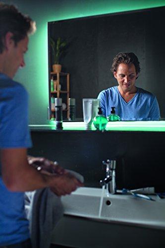 41nNCwrUo8L [Bon Plan] Philips Hue Ruban Lumineux Lightstrip White And Color Ambiance de 2Mètres, Bande Flexible Lumineuse Contrôlée Par Smartphone - Lampe Led à Variation de Couleurs - Fonctionne avec Alexa