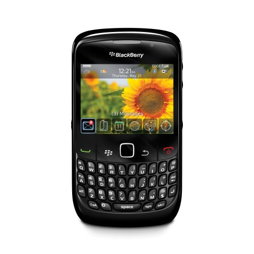 BlackBerry Curve 8520 Smartphone (QWERTZ, Bluetooth, 2MP Kamera, Push-Service) schwarz - Blackberry Curve Headset