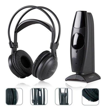 InfoCoste - Auriculares Inalámbricos Hi-Fi Fa8060 Fonestar