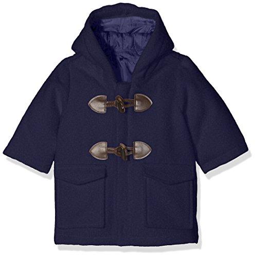 United Colors of Benetton Baby-Jungen Jacket Kapuzenpullover, Blau (Navy 13C), 74