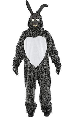 Erwachsene Donnie Darko Kaninchen Halloween Horror Film Karneval Kostüm (Kaninchen Halloween-kostüme Für)
