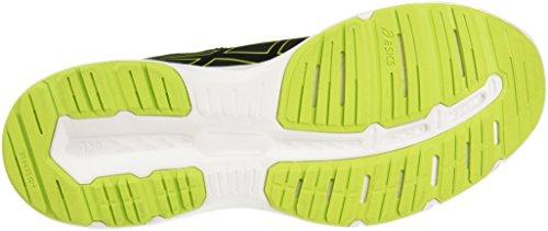 Asics Gel-Excite 5, Chaussures de Running Homme Multicolore (Blacksafety Yellowblack)