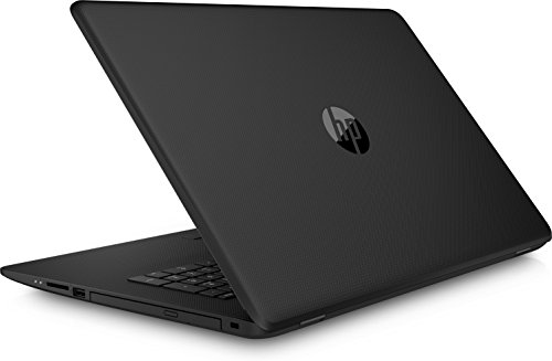 HP 17 ak062ng Notebook 439 cm 173 Zoll Blendfreies HD SVA exhibit Notebook AMD twice major A6 9220 4 GB RAM 1 TB HDD AMD Radeon Grafik FreeDOS 20 schwarz Notebooks