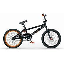 MBM BMX SQUEEZE 20'' FREESTYLE FREE STYLE BICYCLE BIKE 1S BICICLETA NEGRO