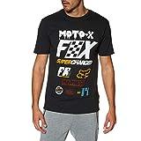 Fox T-Shirt Czar Schwarz Gr. XL