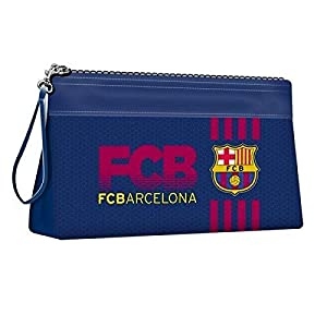 Karactermania FC Barcelona Blaugrana Bolsa de Aseo, 23 cm, Azul
