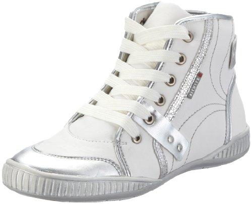 Richter Kinderschuhe, Chaussures basses fille Blanc-TR-C1-49
