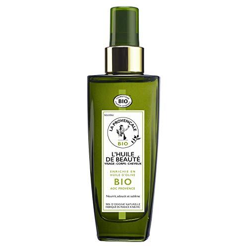 La provençale el aceite de belleza Rostro Cuerpo Cabello 100ml–juego de 3