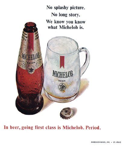 michelob-beer-3-art-print