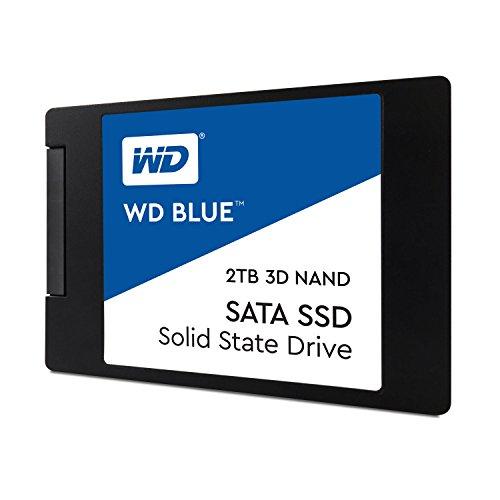 Western Digital WDS200T2B0A Blue 3D NAND SATA-SSD, 2TB
