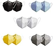 Trendy N95 Mask 5 Layer Filteration Coroshield Face Mask Multi color, protect from Mouth droplets, Dust, Pollu