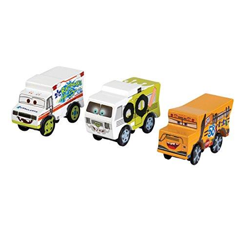 info for 85340 5ad55 KidKraft 17216 circuito de juguete Disney Pixar Cars 3 Autódromo Crazy  Eights de madera