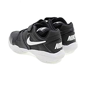 Nike City Court 7(PSV) Laufschuhe Kinder, Schwarz–(Black/White)