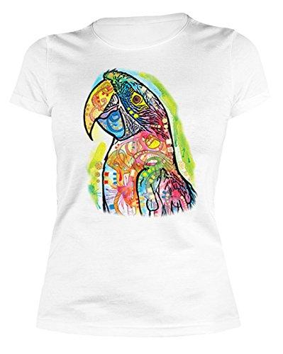 Lady Shirt Neon Ara Shirt 4 Sheroes Girls T-Shirt Geburtstag Geschenk geil bedruckt Weiß