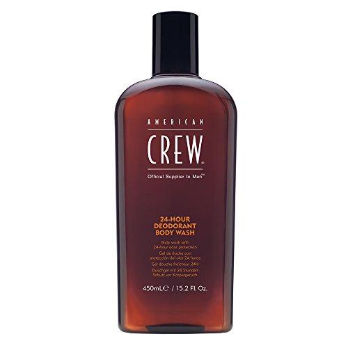 AMERICAN CREW 24 HOUR Deodorant  Duschgel , 450 ml -