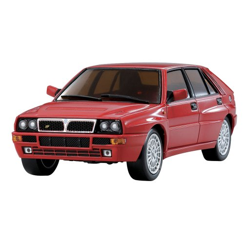 Kyosho ASC FX-101HM | RC CAR PARTS | Lancia Delta HF Integrale Red DNX303R ( Japanese Import ) (japan import)