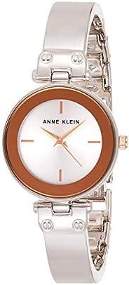 Anne Klein women's silver w