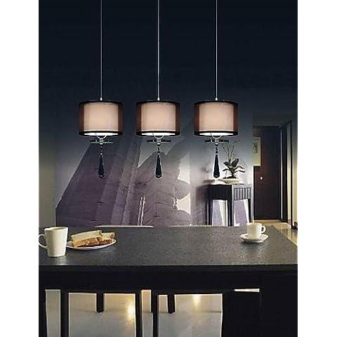 Productos ZSQ lámpara 40w/Moderno colgante de metal cromado contemporánea ilumina el dormitorio / Cocina / Comedor / Sala de juegos para niños , 220-240 v #2425