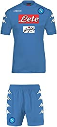 ensemble de foot Napoli Enfant