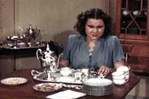 1950s Tea Party & Formal Buffet Films DVD: Vintage Tea Party Hair, Wear, Menus, Games, Invitations, Ideas & Etiquette for Tea Dinner Parties