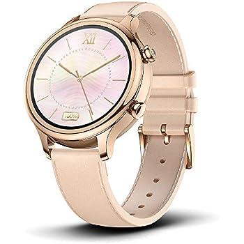 Ticwatch Reloj Inteligente y clásico Mobvoi C2 con Sistema operativo Wear OS de Google, IP68 Resistente al Agua y Sudor, Google Pay, Compatible con iPhone y ...