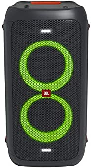 JBL JBLPARTYBOX100AM Partybox 100 High Power Portable Wireless Bluetooth Audio System with Battery - Black