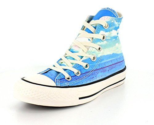 Converse - All Star Hi Can Graphics, Sneaker alte Donna MULTICOLORE