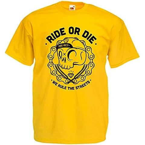 N4611 Camiseta Ride or Die