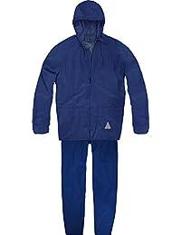 normani Unisex - Erwachsene Regenanzug (Jacke und Hose) - 100% wasserdicht