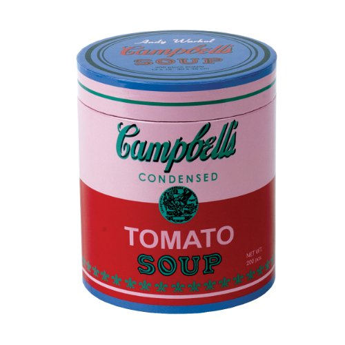 Pink 200 Piece (Puzzle) (Jigsaw Puzzle) (Campbell's Tomato Soup Can)