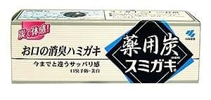 SUMIGAKI JAPANESE CHARCOAL TOOTHPASTE by Kobayashi Seiyaku (English Manual)