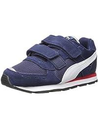 fd71a33cd Amazon.es  ZAPATILLAS PUMA - Velcro   Zapatos para niño   Zapatos ...