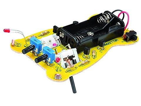 Best Price Square 840262 Velleman laufender Microbug, MK127, Mini-Kit