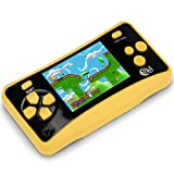 JJFUN Portable Handheld Game Player for Kids, Arcade TV Output Gaming System