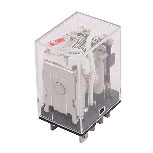 Leistungsrelais JQX-13F AC 220V Spule 8 Pin DPDT 10A 240VAC 28VDC DE de -