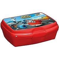 Super Wings Brotdose Brotbüchse Lunchbox Vesperbox Schule Kindergarten preisvergleich bei kinderzimmerdekopreise.eu