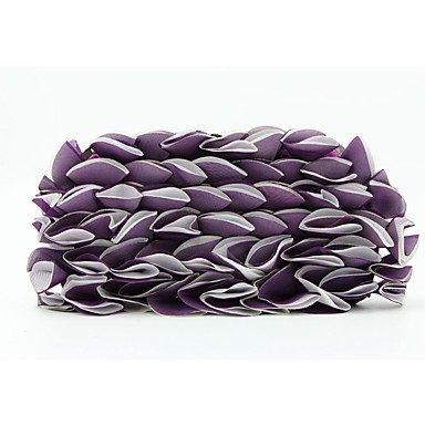 pwne L. In West Frauen'S Mode Persönlichkeit Blumen Modische Taschen Purple