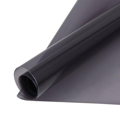 Scheinwerfer Folie schwarz Tönungsfolie Rückleucht Nebelscheinwerfer 120X30cm