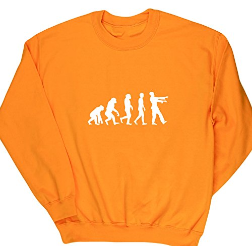 n Sweatshirt Gr. Small, gold (Herren Skeleton Bodysuit)