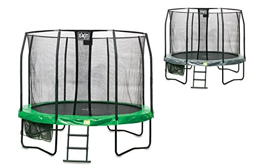 EXIT Trampolin EXIT JumpArenA All-in 1, Ø 427 cm 427 cm, 89 cm