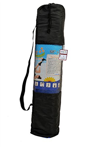 AmazingHind-Thick-Anti-SkidNon-Slip-Yoga-Mat-with-yoga-mat-cover-6-MM