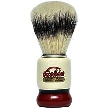 Brocha de Afeitar Semogue Modelo 1438 Excelsior Pelo Suave de Pura Cerda Europea Shaving Brush