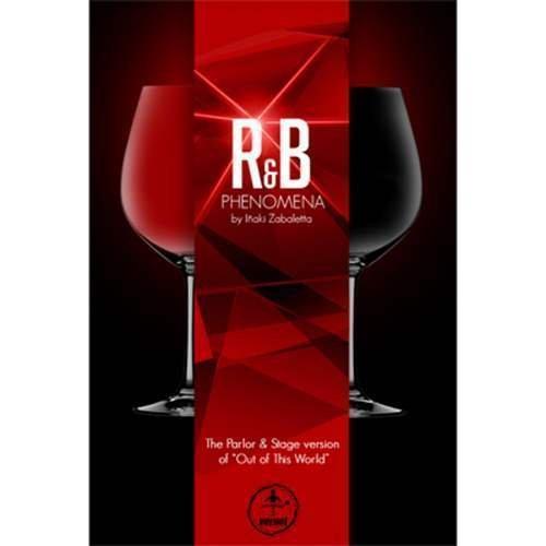 Preisvergleich Produktbild R & B Phenomena (Red) by Iñaki Zabaletta and Vernet Magic - The Original - Karten Tricks - Zaubertricks und Magie