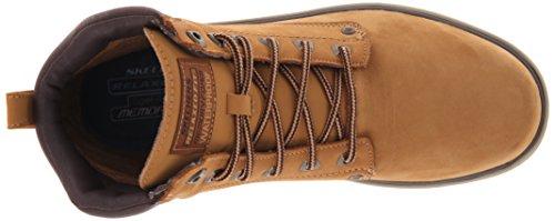 Skechers Segment Amson, Herren Hohe Sneakers Gelb (miel)