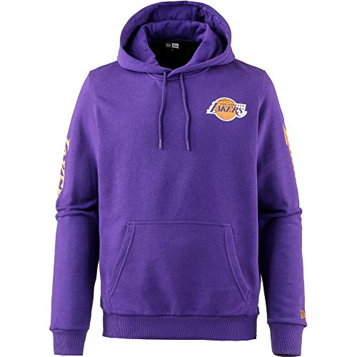 New Era Herren Los Angeles Lakers Hoodie lila M